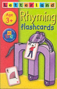 Rhyming Flashcards, Cards Book