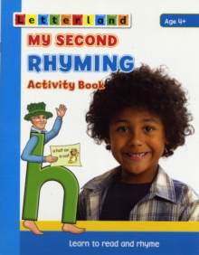 My Second Rhyming Activity Book : Learn to Read and Rhyme, Paperback Book