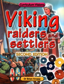 Viking Raiders and Settlers, Paperback Book