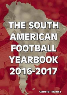 The South American Football Yearbook, Paperback Book