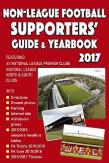 Non-League Football Supporters' Guide & Yearbook, Paperback Book