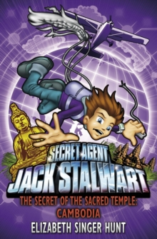 Jack Stalwart : The Secret of the Sacred Temple, Paperback Book