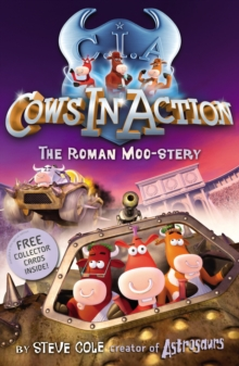 Cows in Action 3 : Roman Moo-stery, The, Paperback Book