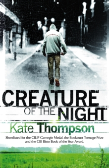Creature of the Night, Paperback Book