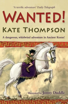 Wanted!, Paperback Book