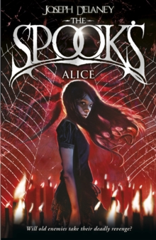 Spook's : Alice, Paperback Book