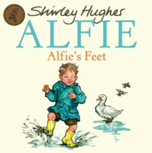 Alfies Feet : Book and CD, Paperback Book