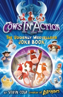 Cows in Action Joke Book, Paperback Book