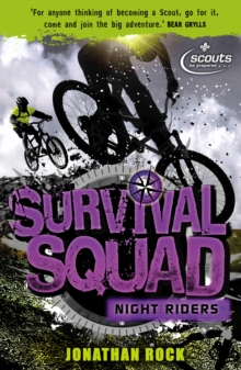 Survival Squad : Night Riders, Paperback Book