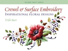 Crewel and Surface Embroidery, Paperback Book