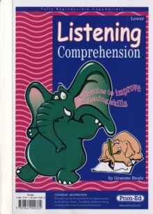 Listening Comprehension : Lower, Paperback Book