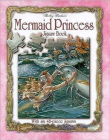 Mermaid Princess Jigsaw Book, Hardback Book