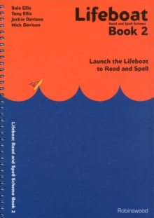 Lifeboat Read and Spell Scheme : Launch the Lifeboat to Read and Spell Book 2, Spiral bound Book