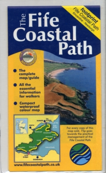 Fife Coastal Path, Sheet map, folded Book