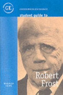Student Guide to Robert Frost, Hardback Book