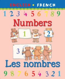 Numbers/Les Nombres, Paperback Book