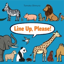 Line Up Please, Paperback Book