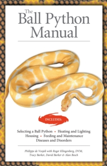 The Ball Python, Paperback Book