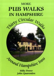 More Pub Walks in Hampshire, Paperback Book
