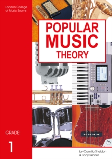 Popular Music Theory, Grade 1, Paperback Book