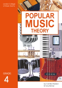 Popular Music Theory, Grade 4, Paperback Book