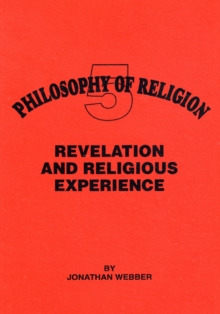 Revelation and Religious Experience, Paperback Book