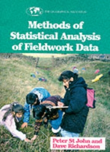 Methods of Statistical Analysis of Fieldwork Data, Paperback Book