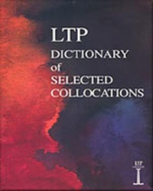 LTP Dictionary of Selected Collocations, Paperback Book