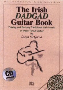 The Irish DADGAD Guitar Book, Paperback Book