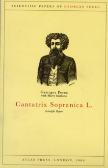 Cantatrix Sopranica L. : Scientific Papers, Paperback Book