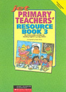 JET Primary Teacher Resource Book 3, Spiral bound Book
