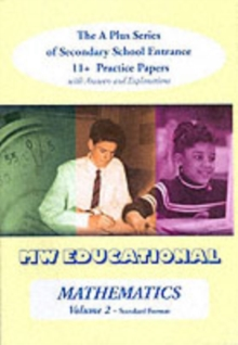 Mathematics : Secondary School Entrance 11+ Practice Papers (with Answers) Standard Format v. 2, Paperback Book