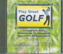 Play Great Golf, CD-Audio Book