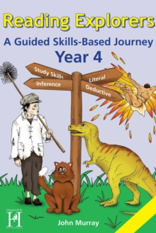 Reading Explorers : A Guided Skills-based Journey Year 4, Mixed media product Book