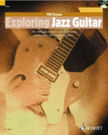 Exploring Jazz Guitar : An Introduction to Jazz Harmony, Technique and Improvisation, Mixed media product Book