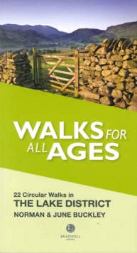 Walks for All Ages Lake District : 20 Short Walks for All the Family, Paperback Book