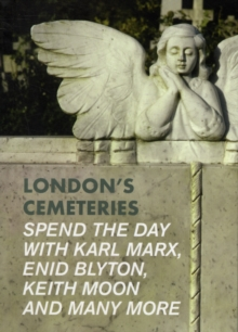 London's Cemeteries, Paperback Book