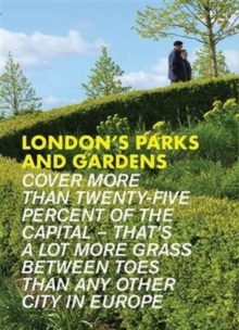 London's Parks and Gardens, Paperback Book