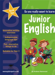 Junior English : Book 1, Paperback Book