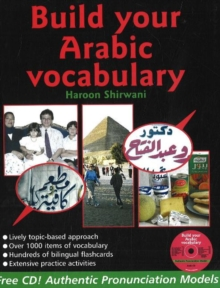 Build Your Arabic Vocabulary, Paperback Book