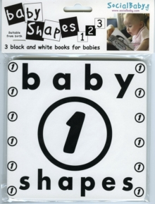 Baby Shapes 1-2-3, Paperback Book