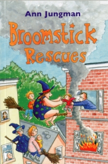 Broomstick Rescues, Paperback Book