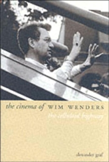 The Cinema of Wim Wenders, Paperback Book