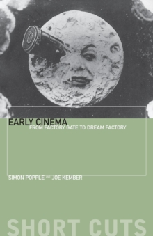 Early Cinema, Paperback Book