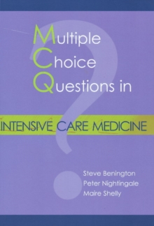 Multiple Choice Questions in Intensive Care Medicine, Paperback Book