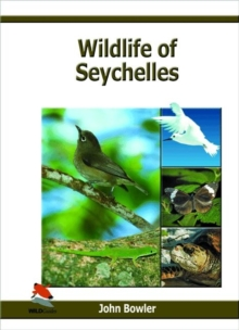 Wildlife of Seychelles, Hardback Book
