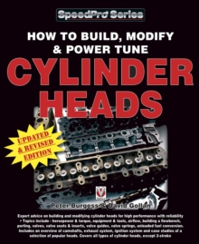 How to Build, Modify and Power Tune Cylinder Heads, Paperback Book