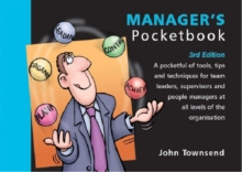 The Manager's Pocketbook, Paperback Book