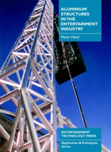 Aluminium Structures in the Entertainment Industry, Paperback Book
