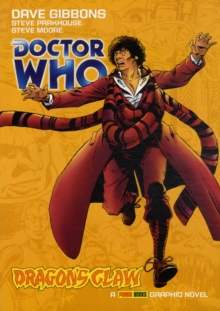 Doctor Who: Dragon's Claw, Paperback Book